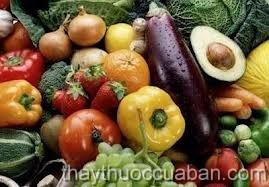 Chế độ ăn cho bệnh sỏi mật