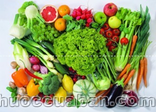 Chế độ ăn uống cho bệnh xơ gan