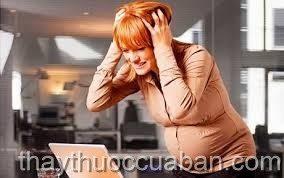 Phiền muộn khi có thai
