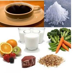 Chế độ ăn co bệnh huyết áp thấp