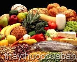 Chế độ ăn tốt cho bệnh viêm gan