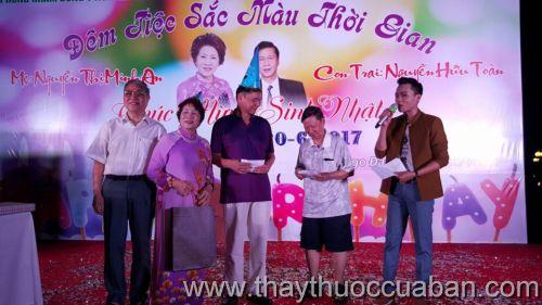 Mừng sinh nhật Thầy Nguyễn Hữu Toàn