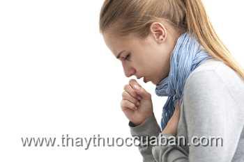 Chữa bệnh giãn phế nang