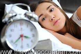 Đông y chữa bệnh mất ngủ