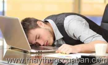 Chữa bệnh ngủ lịm