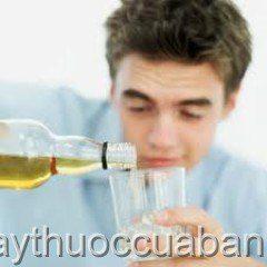 Rượu không tốt cho viêm gan