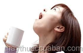 Súc miệng chữa viêm thanh quản