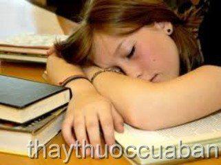 Thiếu ngủ - không tốt cho viêm gan