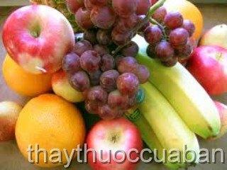 Cung cấp đầy đủ vitamin - tốt cho bệnh viêm gan