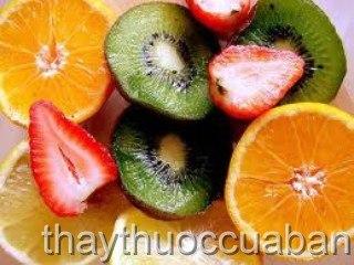 VitaminC Tốt cho thai phụ